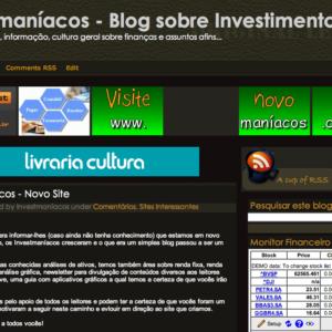 Os 10 melhores blogs com dicas para você fazer um bom investimento. 61