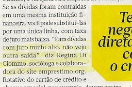 Emprestimo.org participa de número especial da Revista VOCÊ S/A