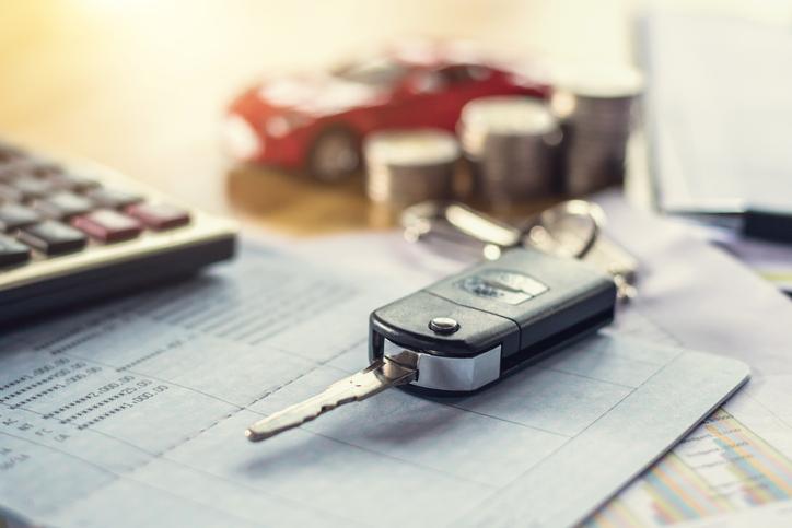 É melhor empréstimo ou financiamento para comprar um carro?