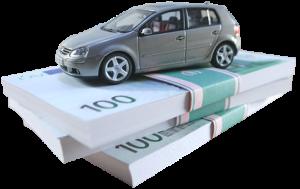 Empréstimo com veículo em garantia