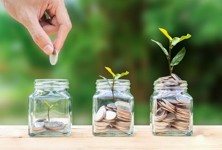 Cinco etapas para seu planejamento financeiro