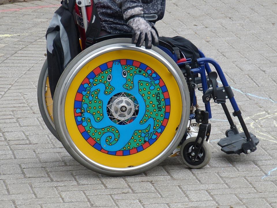 Empréstimo para deficiente físico
