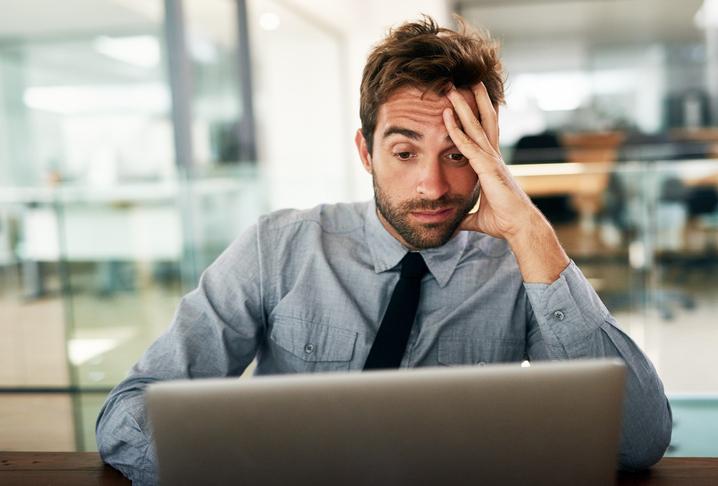 4 erros financeiros que você não deve cometer