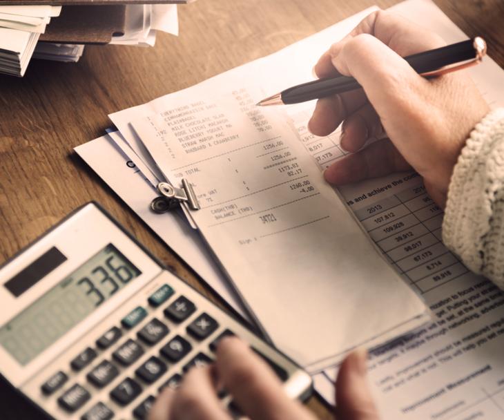 Como calcular os juros de um empréstimo